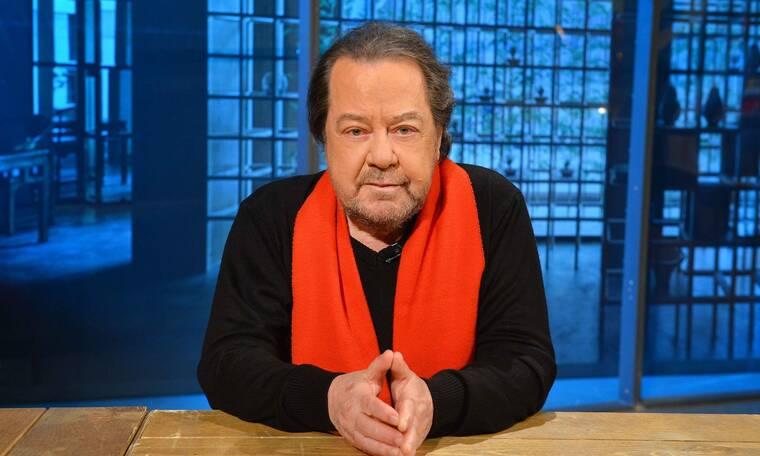 Ο Γιάννης Πάριος στην εκπομπή «Η ζωή είναι στιγμές»