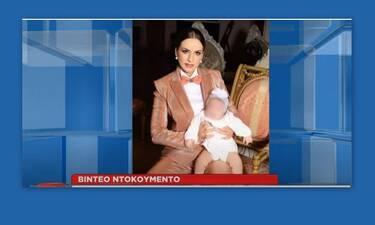 Μαρία Ψηλού: Θύμα κλοπής από την νταντά του μωρού της! Βίντεο - Ντοκουμέντο!