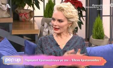 Χριστοπούλου: «Τώρα που θέλω πολύ να κάνω παιδί δεν μπορώ! Έχω χάσει το τρένο»