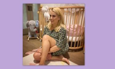 Τζένη Μπότση: Το νέο hairlook και τα πλάνα από το σαλόνι με την κόρη της