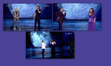 J2US τελικός: Τα τρία ζευγάρια ερμήνευσαν το ίδιο τραγούδι - Ποιοι το είπαν καλύτερα;