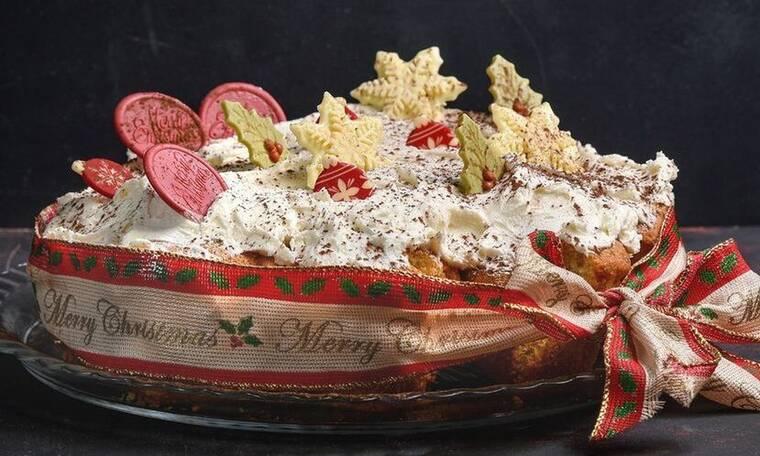 Βασιλόπιτα cupcake από τον Άκη Πετρετζίκη