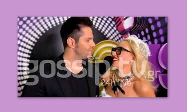 J2US: Τσαλίκης - Κατσαΐτη στο gossip-tv: Η συνεργασία τους και οι ευχές για το 2021