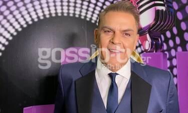 JU2S: Ο Λουδάρος αποκλειστικά στο gossip-tv! Ti ετοιμάζει με την Μπαλτατζή;