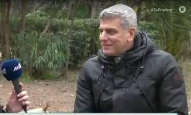 Βλαδίμηρος Κυριακίδης: «Είμαι αντίθετος με τις live streaming παραστάσεις»