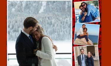 Φίλιππος-Νίνα Φλορ: Το παρασκήνιο του λαμπερού πολιτικού τους γάμου