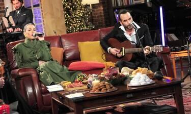Μουσικό κουτί: Πρωτοχρονιάτικο επεισόδιο με Μουζουράκη και Παυλίνα Βουλγαράκη!