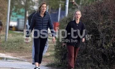 Ana Beatriz Barros: Την «τσακώσαμε» στη Γλυφάδα, κάνοντας βόλτα με αθλητικό look!