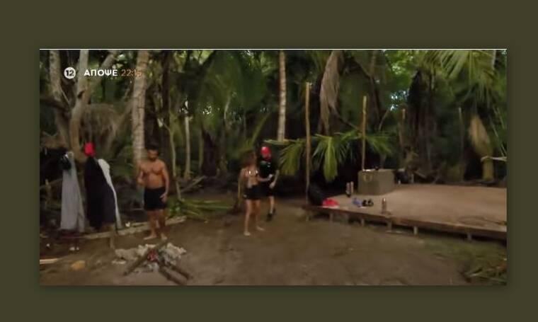 Survivor: Άγριος καβγάς στους Διάσημους - Σοβαρός τραυματισμός παίκτριας!