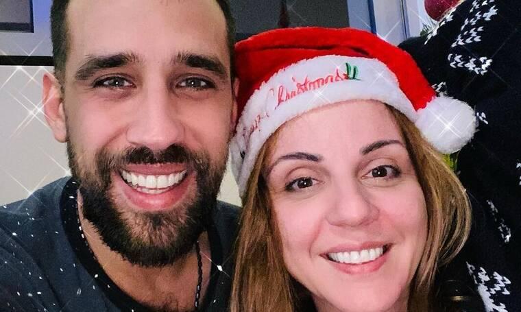 Νικολάου - Πορφυράκης: Αχώριστοι και ερωτευμένοι! Δείτε τι κάνουν μες στις γιορτές!