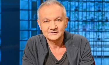 Ο Χρήστος Θηβαίος στην εκπομπή «Η ζωή είναι στιγμές» με τον Ανδρέα Ροδίτη