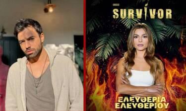 Survivor: Η ανάρτηση του Ανδρέα Γεωργίου για την πρώην σύντροφό του Ελευθερίου!
