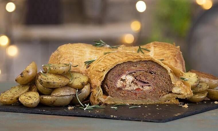 Beef Wellington από τον Άκη Πετρετζίκη
