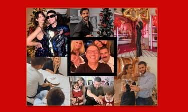 Πρωτοχρονιά 2021: Έτσι βρήκε η νέα χρονιά τους Έλληνες celebrities!