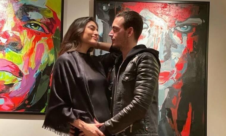 Εύη Ιωαννίδου: Η πρώτη Πρωτοχρονιά ερωτευμένη με τον γιο της Μαρίας Καλάβρια!