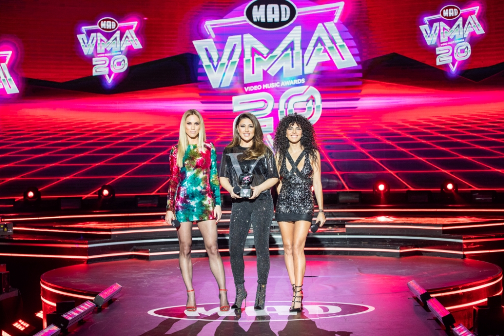 Mad Video Music Awards: Απόψε στο MEGA θα απολαύσουμε τη ...