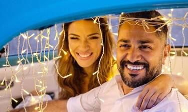 Λασκαράκη: Ζηλέψαμε! Οι ευχές του άντρα της για την ονομαστική της εορτή είναι... ποίημα!