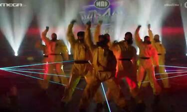 MAD Video Awards 2020: Λαμπερή έναρξη με εντυπωσιακό χορευτικό εμπνευσμένο από την πανδημία