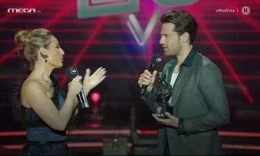 Mad Video Music Awards 2020: Η Ελεονώρα Μελέτη απένειμε το βραβείο στον Αργυρό!