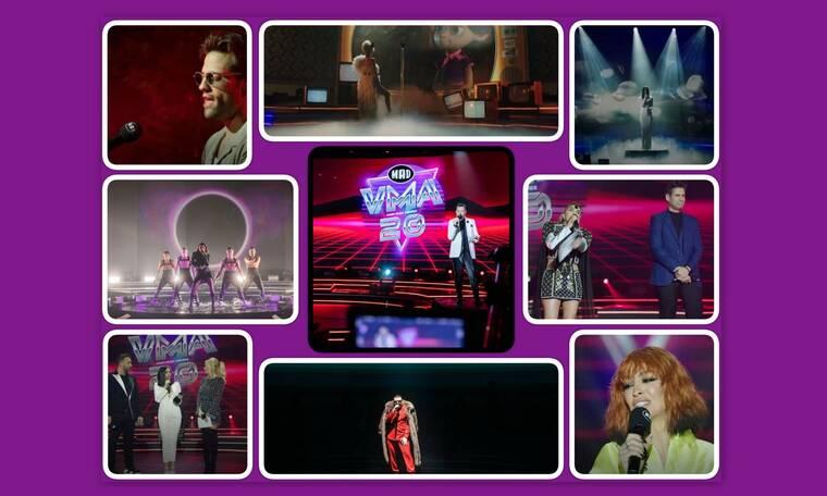 Mad Video Music Awards 2020: Οι πιο σημαντικές στιγμές της βραδιάς, οι απονομές και τα λαμπερά acts