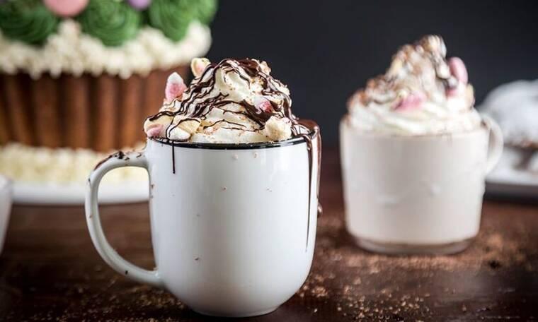 Φτιάξε ζεστή σοκολάτα όπως ο Άκης Πετρετζίκης!