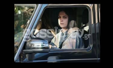 My style rocks: Θα πάθεις πλάκα όταν δεις με τι αυτοκίνητο κυκλοφορεί η νικήτρια, Αρετή Λις