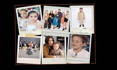 Γνωρίστε τους μικρούς πρωταγωνιστές των τηλεοπτικών σίριαλ!