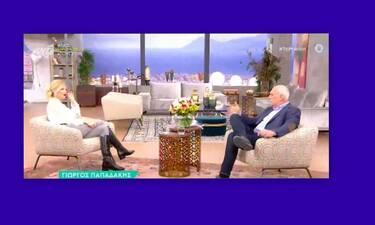 Φαίη Σκορδά: Η αντίδρασή της όταν ο Παπαδάκης αποκάλυψε πως έχει γνωρίσει τον σύντροφό της