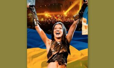 Eurovision: Η Ruslana έχει γίνει κορμάρα - Οι απίστευτοι κοιλιακοί της τραγουδίστριας