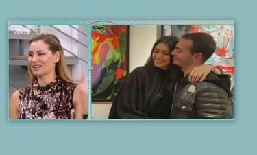 Μαρία Καλάβρια: Η ατάκα της on air για τη σχέση του γιου της με την Εύη Ιωαννίδου