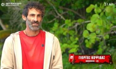 Survivor: Η πρώτη κόντρα για τους Διάσημους -  Σε δύσκολη θέση ο Κοψιδάς