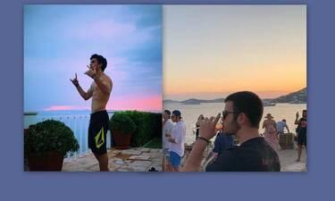 Άρης Aργυρόπουλος: Ο γιος της Μπακοδήμου έγινε 19 ετών και δείτε το μήνυμα του Άγγελου Λάτσιου