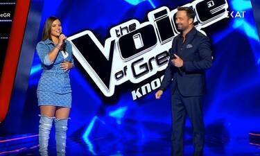 The Voice: Στη θέση του Γιώργου Λιανού η Λάουρα Νάργες; Η απάντησή της!