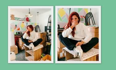 Μαίρη Συνατσάκη: Μας έδειξε φωτογραφία της απ' όταν ήταν 16χρονών!