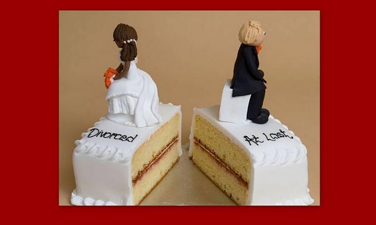 Τίτλοι τέλους για γνωστό ζευγάρι μετά από έξι χρόνια γάμου