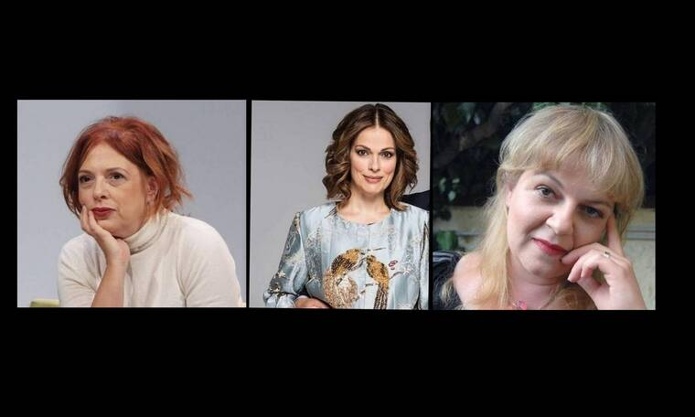 Ράντου - Λαμπρόγιαννη - Μπαξεβάνη: Μαζί σε νέα σειρά!