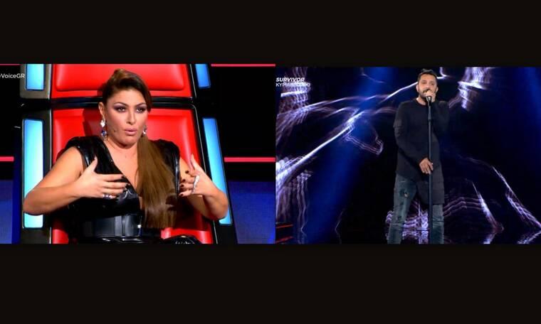 The Voice: Θρίλερ για γερά νεύρα η «μάχη» του παιδικού φίλου της Παπαρίζου - Ποιος τα κατάφερε;