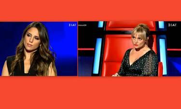 The Voice: Η Ελεονώρα την «είπε» σε παίκτρια: «Δεν χρειάζεται να καλοπιάνεις τον εαυτό σου»