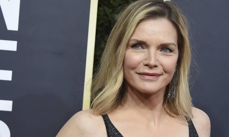 Το πρώτο πράγμα που έκανε μόνη της η Michelle Pfeiffer και το ανέβασε στο Instagram
