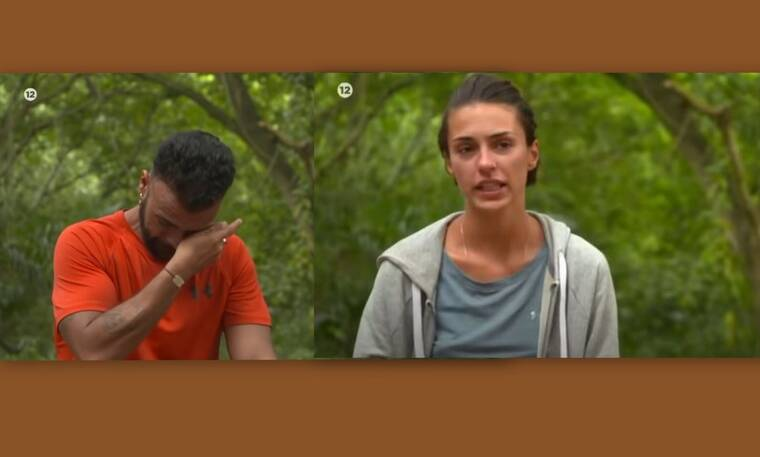 Survivor: Ξεσπά σε κλάματα ο Κονδυλάτος και κατηγορεί την Ταραμπάνκο:«Απαράδεκτο»!
