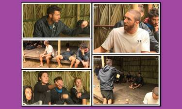 Survivor: «Μαλλιά κουβάρια» οι Μαχητές! Καβγάς άνευ προηγουμένου! (video)