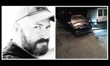 Αποκλειστικό: Γιώργος Σφακιανάκης: «Δεν είχαν εμένα στόχο οι εμπρηστές»