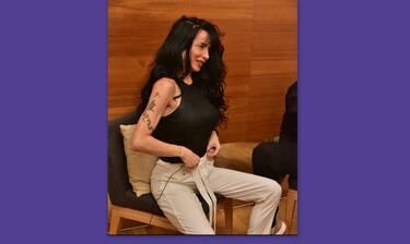 Μια κούκλα! Η κόρη της Πάολα του Φώτη Ζογλοπίτη στη νέα τους οικογενειακή φωτό