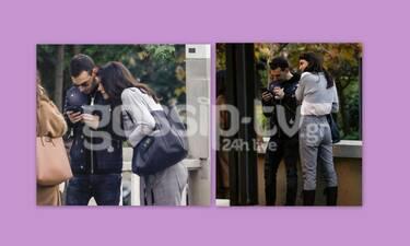 Ιωαννίδου - Φάις: Είναι ερωτευμένοι και αυτές είναι οι πρώτες τους paparazzi φωτό!