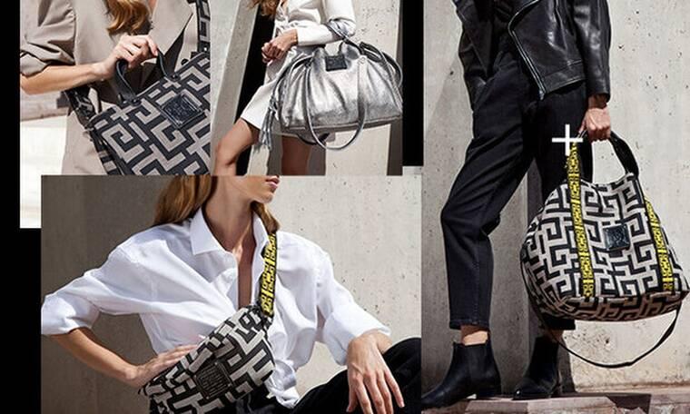 Ames: Oι ελληνικές τσάντες που έκαναν τον μαίανδρο το πιο hot print της σεζόν