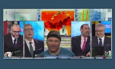 Ράδιο Αρβύλα: Παραλήρημα στο twitter λίγα λεπτά μετά την πρεμιέρα – Επικά σχόλια