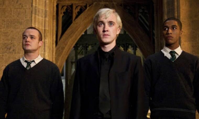 Harry Potter: Ο μπαμπάς του «Draco» δεν ήξερε κάτι πολύ, πολύ βασικό