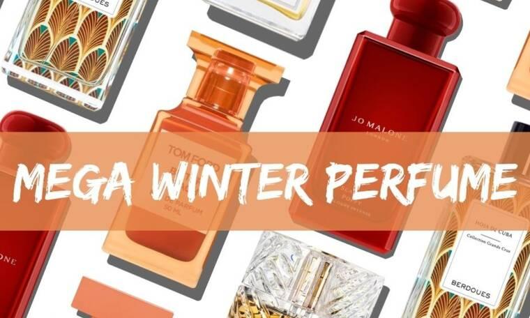 30 αρώματα που θα αγαπήσεις αυτό τον χειμώνα