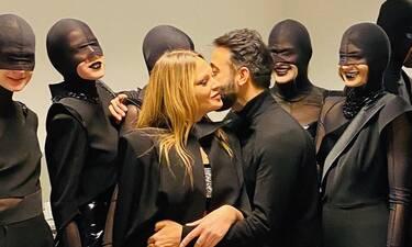 Η Υβόννη Μπόσνιακ έκλεψε τις εντυπώσεις στο catwalk του LASKOS για τα 10 χρόνια MadWalk