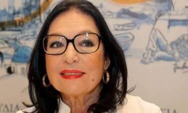 Νάνα Μούσχουρη: Έκανε το εμβόλιο του κορονοϊού και στέλνει το μήνυμά της